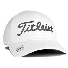 Titleist Men's Performance Ball Marker Golf Hat - White-Charcoal