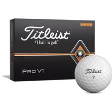 Titleist Pro V1 High Number Golf Balls