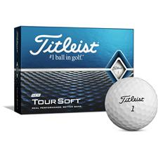 Titleist Tour Soft Photo Golf Balls