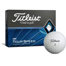 Titleist Tour Speed Personalized Golf Balls