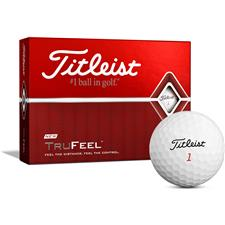 Titleist TruFeel Photo Golf Balls