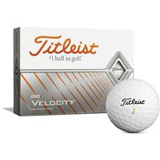 Titleist Velocity Photo Golf Balls