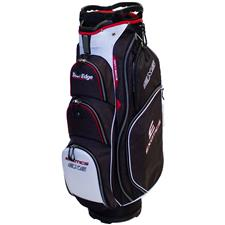 Tour Edge Exotics EXS Xtreme Cart Bag - Black-Red-White
