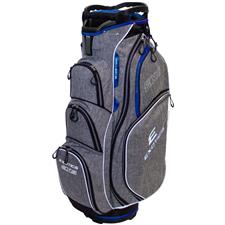 Tour Edge Exotics EXS Xtreme Cart Bag - Heather-Navy-White