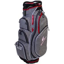 Tour Edge Exotics EXS Xtreme Cart Bag - Heather-Red-White