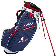 Tour Edge Exotics EXS Xtreme Stand Bag - Navy-Red-White