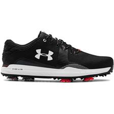 Under Armour Black HOVR Match Play Golf Shoes
