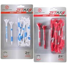 Zero Friction ZFT Maxx 3-Prong 2 3/4 Inch Tees - 24 Pack