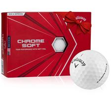 Callaway Golf Custom Logo 2020 Chrome Soft Golf Balls
