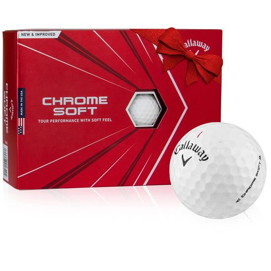Callaway Golf 2020 Chrome Soft Golf Balls