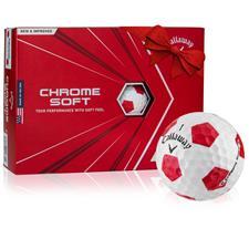 Callaway Golf 2020 Chrome Soft TruVis Golf Balls