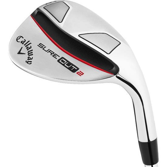 Callaway Golf Sure Out 2 Steel Wedge