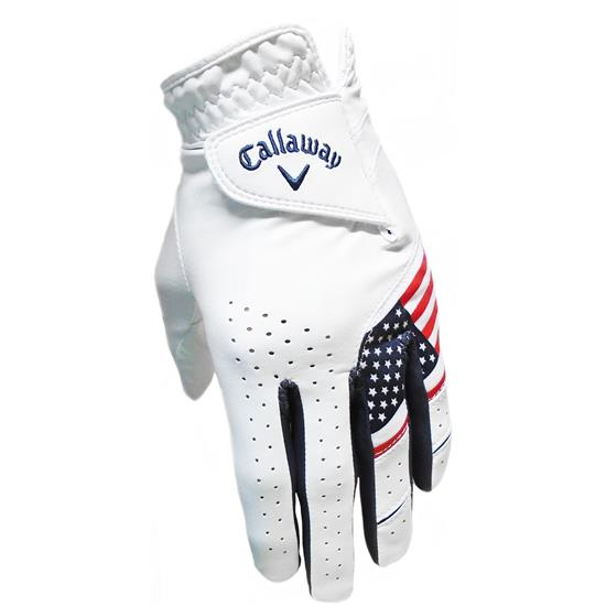 Callaway Golf USA Weather Spann Golf Glove