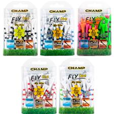Champ Golf Zarma FLYtee MyHite - 2 3/4 Inch - 30 CT