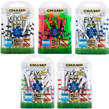Champ Golf Zarma FLYtee MyHite - 3 1/4 Inch - 25 CT