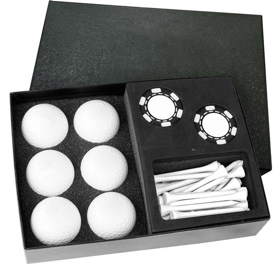 Classic Officially Licensed Logo Gift Set with Poker Chips