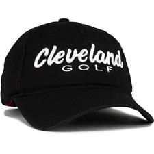 Cleveland Golf Men's Cresting Golf Hat - Black