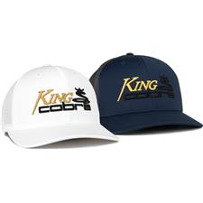 Cobra Men's King Cobra Trucker Snapback Hat