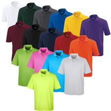 Core Basic Custom Logo Performance Pique Polo