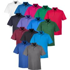 Devon & Jones Men's CrownLux Performance Polo