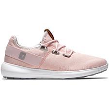 FootJoy Pink FJ Flex Coastal Golf Shoes for Women