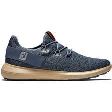 FootJoy Blue-Black FJ Flex Coastal Golf Shoes