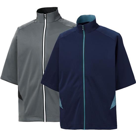 FootJoy Men's FJ Hydroknit Short Sleeve Jacket