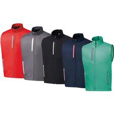 FootJoy Men's Full-Zip Lightweight Softshell Vest