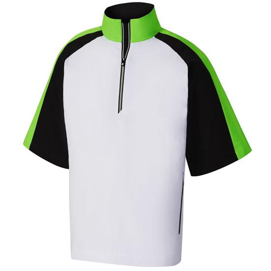 FootJoy Men's Previous Season Sport Short Sleeve Windshirt