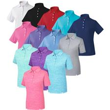 FootJoy Custom Logo ProDry Interlock Shirt Knit Collar Polo for Women