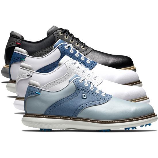 FootJoy Men's Traditions Golf Shoes