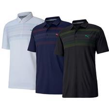 Puma Men's Road Map Golf Polo
