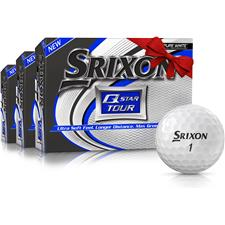 Srixon Q-Star Tour 3 Golf Balls - Buy 2 DZ Get 1 DZ Free