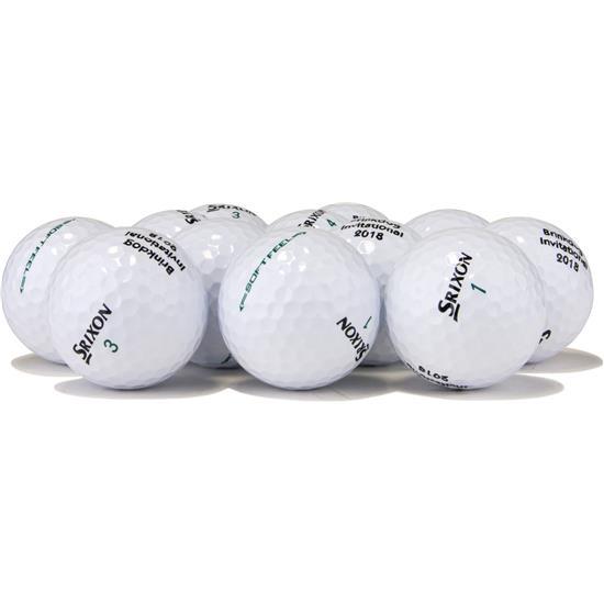 Srixon Soft Feel Logo Overrun Golf Balls