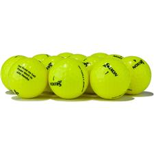 Srixon Prior Generation Soft Feel Yellow Golf Balls