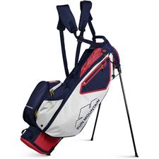 Sun Mountain 3.5 LS Stand Bag - Red-White-Navy