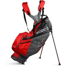 Sun Mountain 4.5 LS 14-Way Stand Bag - Carbon-Red