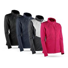 Sun Mountain AT Hybrid Full-Zip Jacket for Women - 2021 Model