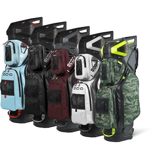 Sun Mountain Boom 14-Way Cart Bag - 2021 Model