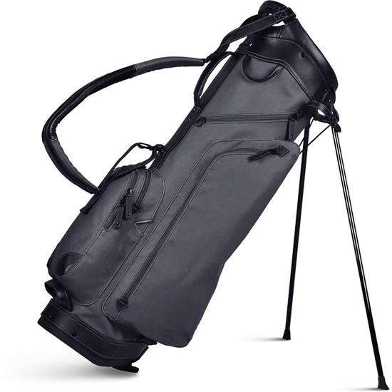 Sun Mountain Canvas/Leather Stand Bag - 2021 Model