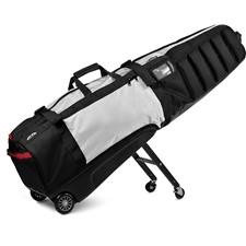 Sun Mountain ClubGlider Meridian Travel Bag - White-Black-Red