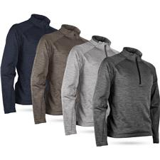 Sun Mountain Men's Glacier Fleece Half-Zip Pullover - 2021 Model
