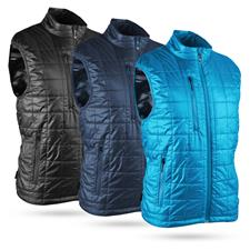 Sun Mountain Men's Granite Full-Zip Vest - 2021 Model