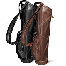 Sun Mountain Leather Sunday Bag - 2021 Model