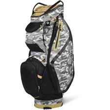 Sun Mountain Maverick Cart Bag - Gray-Camo-Black-Gold