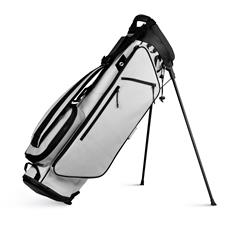Sun Mountain Metro Stand Bag - White-Black