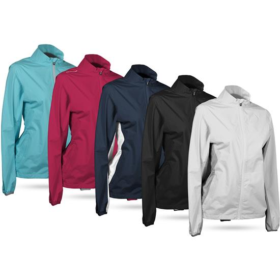Sun Mountain Monsoon Full-Zip Jacket for Women - 2021 Model