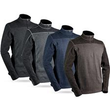 Sun Mountain Men's Pryor Long Sleeve Thermal Pullover - 2021 Model