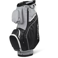 Sun Mountain Sierra Cart Bag for Women - Charcoal-Black-White