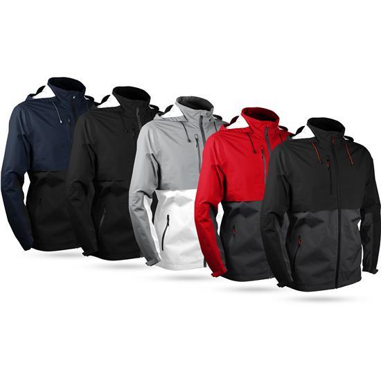 Sun Mountain Men's Stratus Full-Zip Jacket - 2021 Model